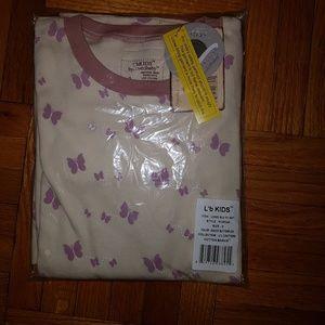 Other - organic cotton pajamas size 9 yrs NWT
